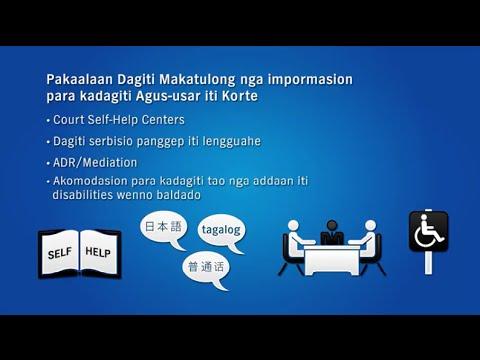 Court Resources (Ilocano)