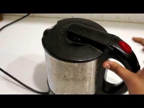 How To Clean A Kettle | How To Clean A Kettle Inside