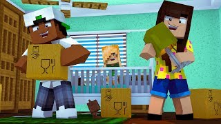 DECORATING MY DAUGHTER'S BEDROOM! - MINECRAFT - Survival Lets Play