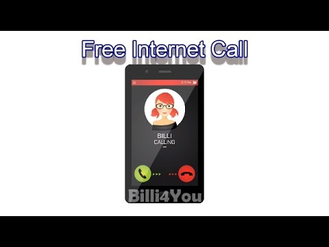 How To Make Free Internet Phone Calls From PC or Phone - Billi4You
