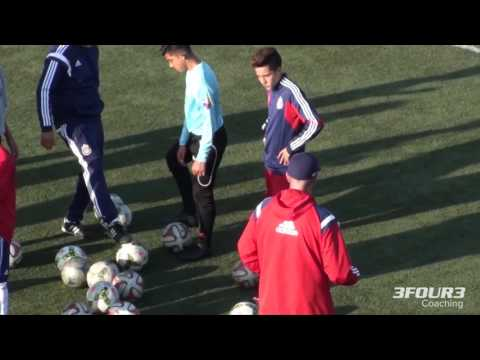 Soccer Coaching Culture - Defensive Reactions