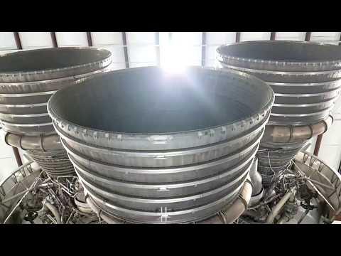 Space Center Houston Saturn V LIVE STREAM