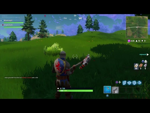 Getting My First Solo Win //FORTNITE BATTLE ROYAL