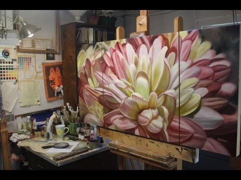Triptych art and how to create one of your own, including the panels!