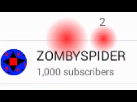 1000 SUBSCRIBERS INFOMATION