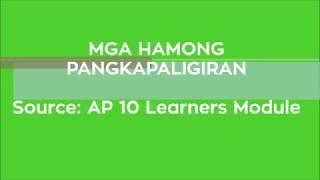 Mga Hamong Pangkapaligiran sa Pilipinas | Music Jinni