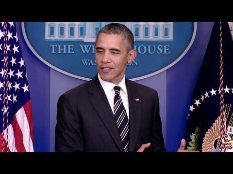 Obama On Debt Ceiling: