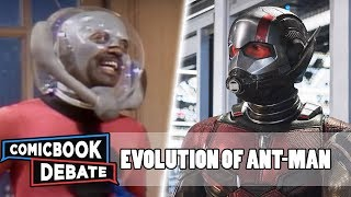 Download Evolution of Ant-Man in Movies & TV in 4 Minutes (2018) Video