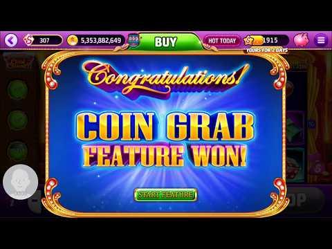 Slotomania coin grab Mega win 1 billion