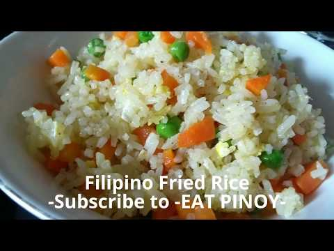 How to make SINANGAG  |  Filipino Fried Rice
