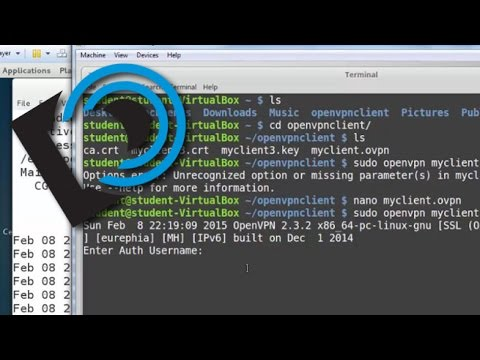 Install OpenVPN Server in CentOS 7 Part 5 Client Certificates & Keys
