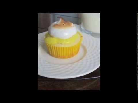 How to make: Lemon Meringue Cupcakes