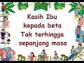 KASIH IBU (LIRIK) - Lagu Anak - Cipt. .......... - Musik Pompi S.