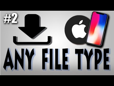 How to download any type of file on iphone ipad ipod (still working - no jailbreak)