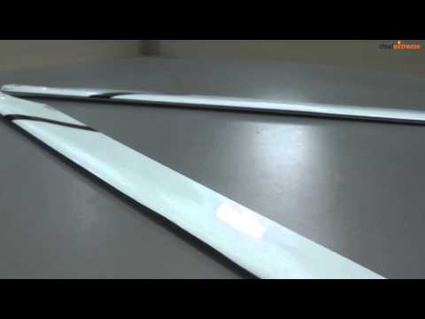 325mm Align Trex Carbon Fiber Blades for R/C Helicopter - DX