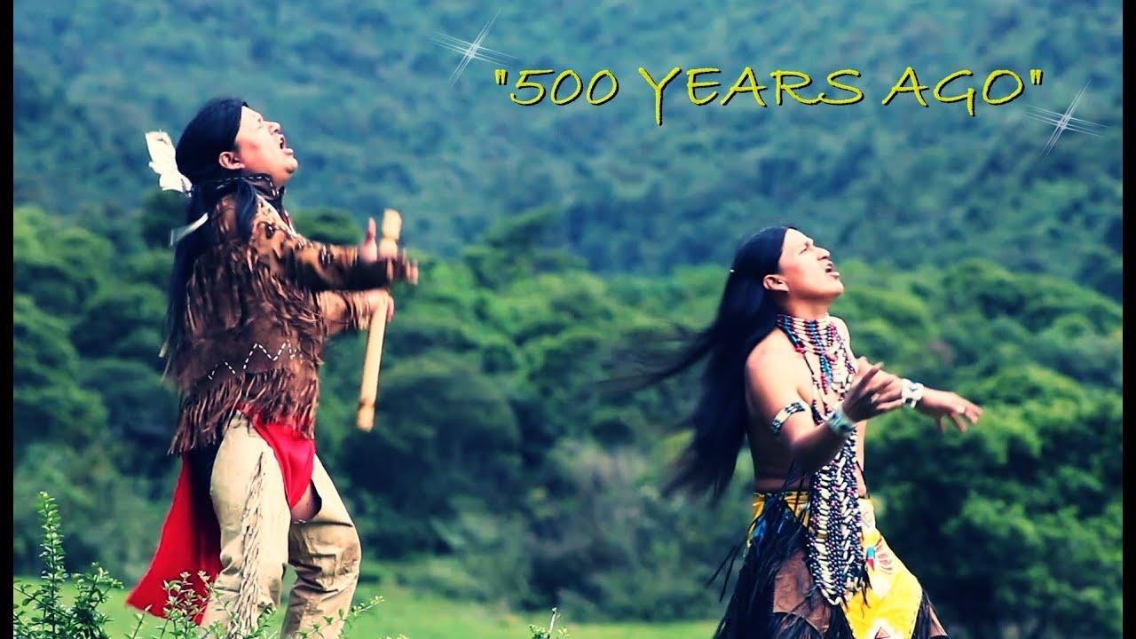 500 YEARS AGO