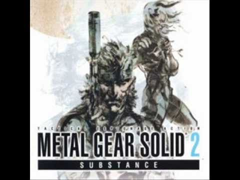 VR Mission [Variety] mix - Metal Gear Solid 2: Substance soundtrack