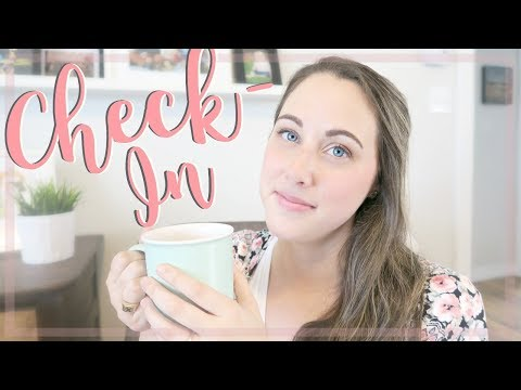 Janine Checks In   May 2018 - Spring Cleaning and Changes