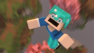 Flying, Falling and Failing (Minecraft Animation) [BPG]