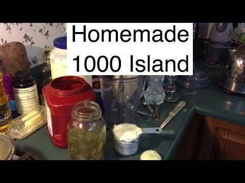 How to Make Thousand Island Dressing | Homemade 1000 Dressing at AldermanFarms