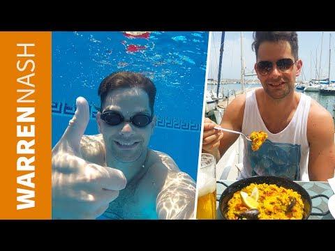 Holiday Vlog 2017 - Spain, Marbella & Fuengirola - #Vacay