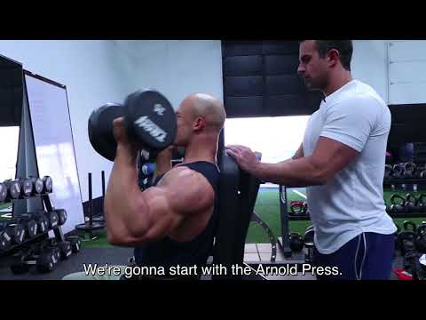 ✪ BRAND NEW ✪ Exercises for 3D Delts | IFBB PRO SHOULDER WORKOUT ROUTINE