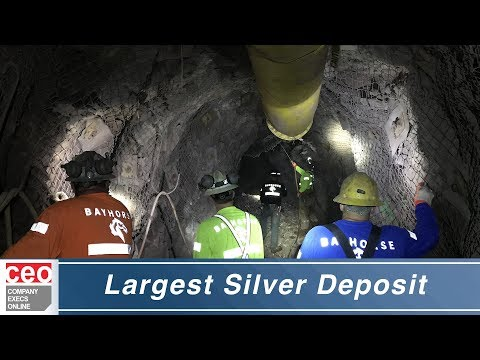 Single Largest Silver Deposit Discovered in Oregon - Bayhorse Silver