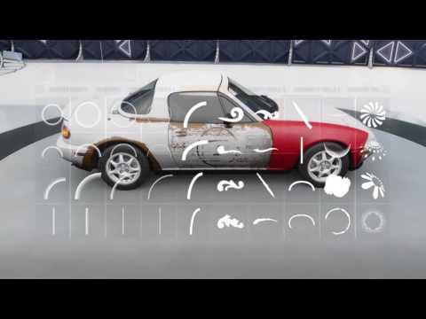 Forza Horizon 3 Rust Time Lapse: Miata