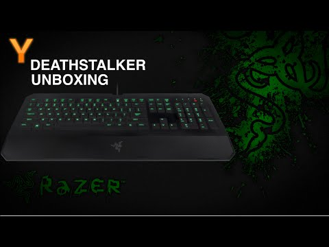 Razer Deathstalker Expert Gaming Keyboard Review | Disappointing