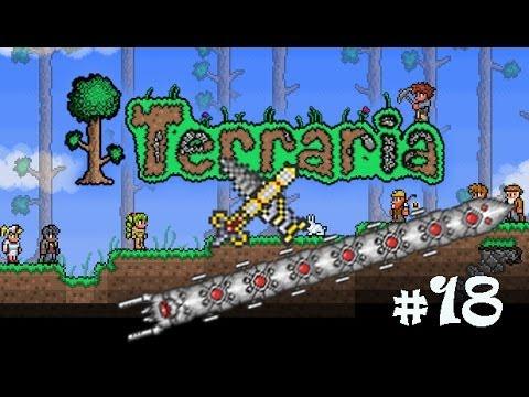[Terraria] ep.18 Verme Meccanico, Drax ed Excalibur!