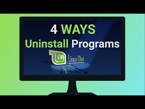 4 Ways to Uninstall Software in Linux Mint