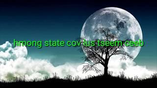 hmong state tham  cov lus tseem ceeb qhia rau tsoom hmoob paub