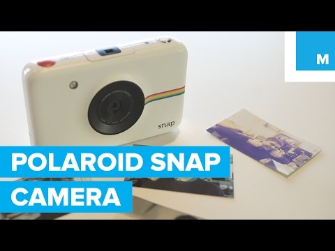 Polaroid Snap Camera Review | Mashable
