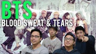 Bts | Blood, Sweat & Tears Mv Reaction