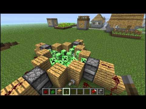 Minecraft: 10 ways to kill a creeper