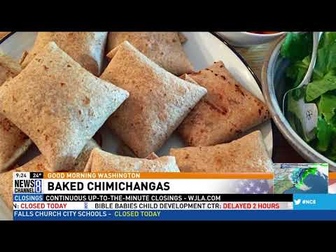 One and Done Meal Planning: Jessica on Good Morning Washington