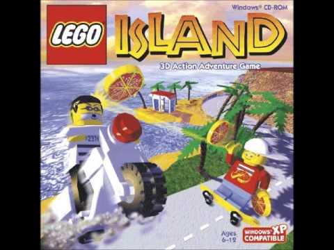 Lego Island - Jet Ski Build