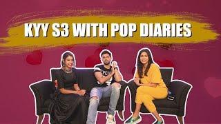 Exclusive Interview: Parth Samthaan, Niti Taylor And Kishwer Merchant | Kaisi Yeh Yaariyan Season 3