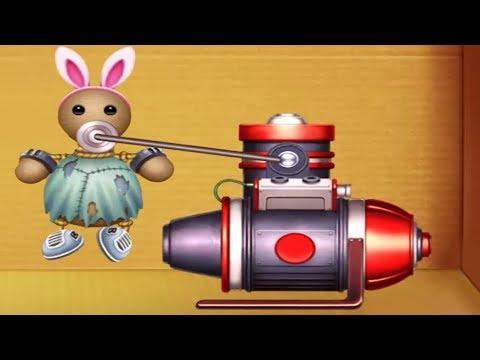 Kick the Buddy - Stuff Machines New Unlocked Android Gameplay Part 10