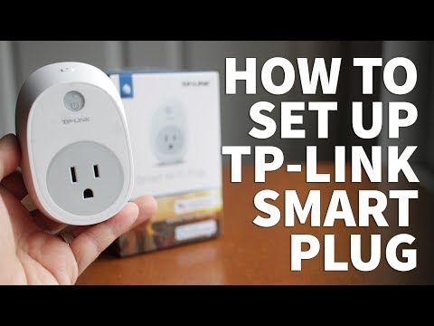 How to Set Up TP-Link Smart Plug to Wifi with iPhone – Remote Control Lights with TP-Link Wireless