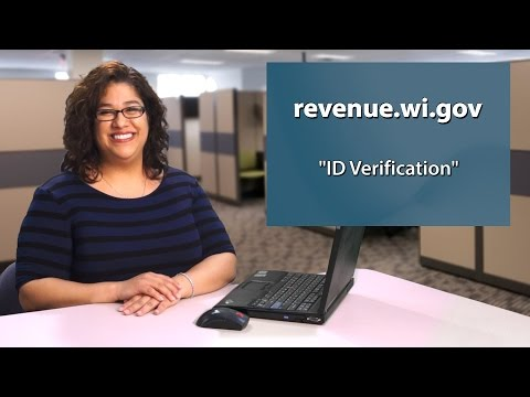How to Submit ID Verification Documents - Wisconsin Department of Revenue