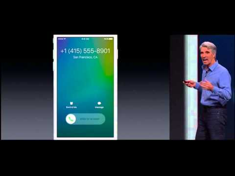 iOS 9 Finds The Name of Unknown Phone Number in iPhone / iPad