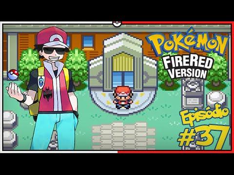 Pokémon Fire Red Let's Play #37: Chupa Victory Road, Chegamos no Indigo Plateau