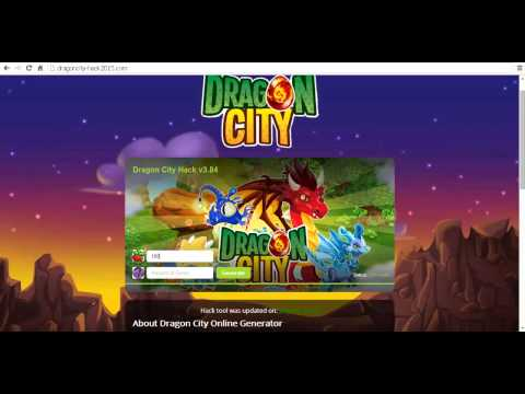 Dragon City Hack 2015 No Download! [WORKING!] free gold, gems and food hack