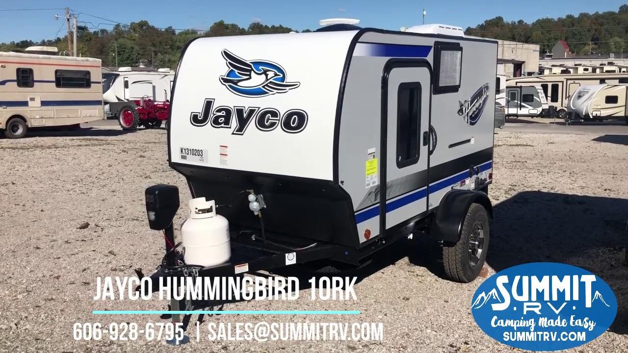 2019 Jayco Hummingbird 10RK Travel Trailer at Summit RV in Ashland, KY