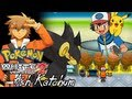 Pokemon White 2 Hack: Vs. Ash Ketchum