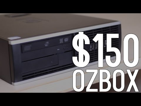 Meet the OzBox - A $150 Budget Gaming PC (Almost) Anyone Can Build!