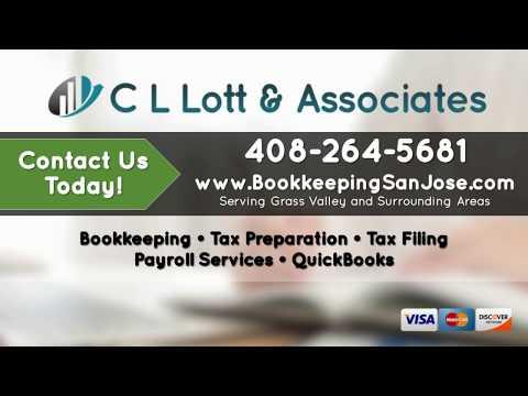 C L Lott & Associates | Grass Valley CA Bookkeeping Service