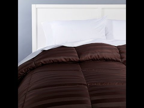 Concierge Collection Down Alternative Comforter Twin