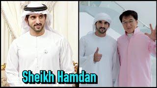 Sheikh Hamdan crown prince of Dubai เจ้าชายแห่งนครดูไบสหรัฐอาหรับเอ